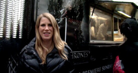Foodie International visits the NYC Food Truck.